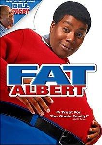 Жирный Альберт на DVD