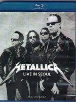 Metallica Live in Seoul (Blu-ray)*