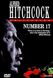 Номер семнадцать  на DVD