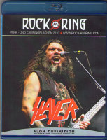 Slayer Live at Rock am Ring (Blu-ray)
