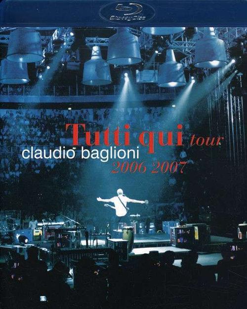 Claudio Baglioni Tutti Qui Tour (Blu-ray) на Blu-ray