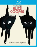 Alice Cooper Super Duper (Blu-ray)*
