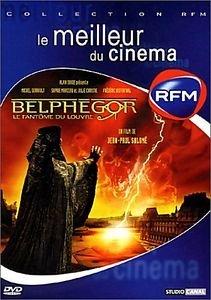 Белфегор  призрак Лувра на DVD