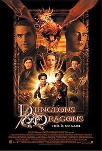 Подземелье драконов на DVD