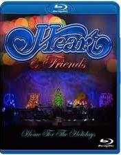 Heart and Friends Home For The Holidays (Blu-ray)* на Blu-ray