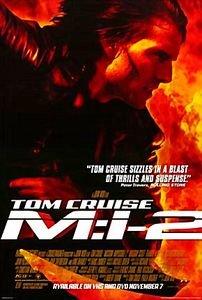 Миссия невыполнима 2  на DVD