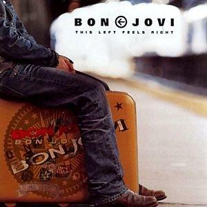 Bon Jovi - This Left Feels Right Live (2003) на DVD