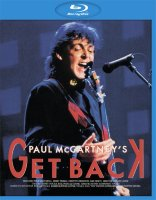 Paul McCartneys Get Back Live (Blu-ray)*