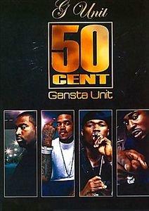 Fifty cent Gangsta Unit на DVD