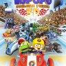 Пингвиненок Пороро Большие гонки (Blu-ray) на Blu-ray