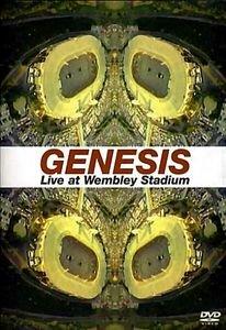 Genesis - Live at wembeley stadium на DVD