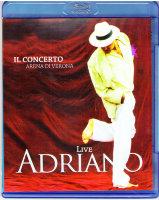 Adriano Celentano Adriano Live (Rock Economy) (Blu-ray)*