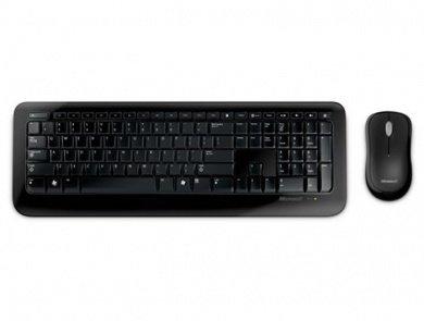 Комплект клавиатура+мышь A4 TECH 7500N  радио V-Track USB black