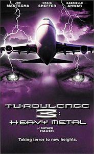 Турбулентность 3: Тяжелый метал  на DVD