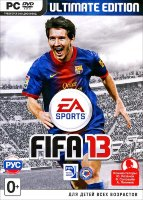FIFA 13 Ultimate Edition (DVD-BOX)