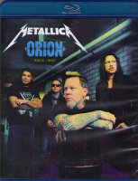 Metallicas Orion Festival Music and More 2012 (Blu-ray)
