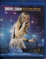 Sheryl Crow Miles From Memphis Live at The Pantages Theatre (Blu-ray)*