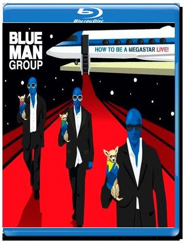 Blue Man Group How to Be a Megastar (Blu-ray)* на Blu-ray