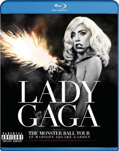 Lady Gaga The Monster Ball Tour At Madison Square Garden (Blu-ray)* на Blu-ray