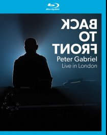 Peter Gabriel Back To Front Live in London (Blu-ray)* на Blu-ray
