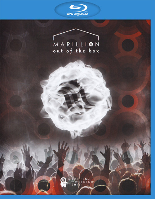 Marillion Out of the Box Marillion Weekend (3 Blu-ray)* на Blu-ray