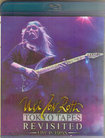 Uli Jon Roth Tokyo Tapes Revisited Live in Japan (Blu-ray)*