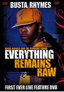 Busta Rhymes - Everything Remains Raw на DVD