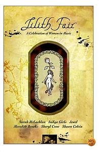Lilith Faire - A celebration of women in music на DVD