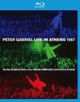 Peter Gabriel Live In Athens (Blu-ray)*