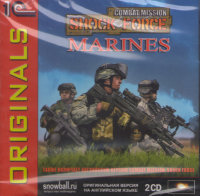 Combat Mission Shock Force Marines (2 CD) (PC CD)
