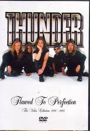 Thunder Flawed To Perfection Video 1990-1995 на DVD
