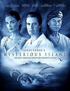 Таинственный остров (Расселл Малкахи) на DVD