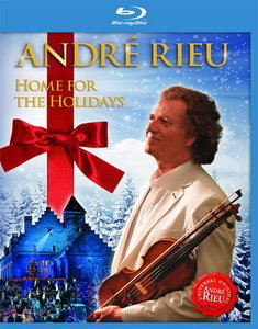 Andre Rieu Home for the Holidays (Blu-ray)* на Blu-ray