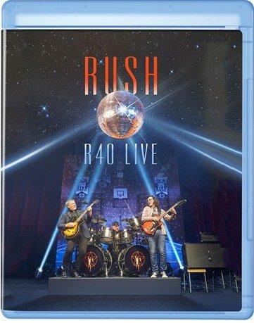 Rush R40 Live (Blu-ray)* на Blu-ray