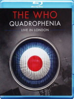 The Who Quadrophenia Live in London (Blu-ray)*