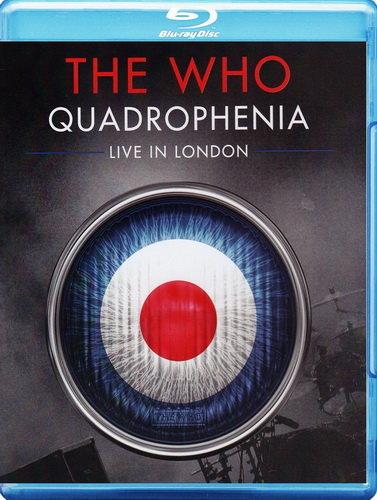 The Who Quadrophenia Live in London (Blu-ray)*