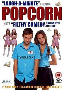 Попкорн  на DVD