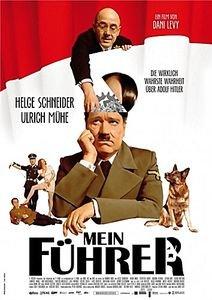 Мой Фюрер или Самая правдивая правда об Адольфе Гитлере  на DVD