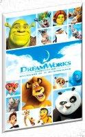 Коллекция мультфильмов DreamWorks (Монстры против пришельцев / Лесная братва / Кунг-фу панда / Би муви / Смывайся / Мадагаскар / Мадагаскар 2 / Шрэк /