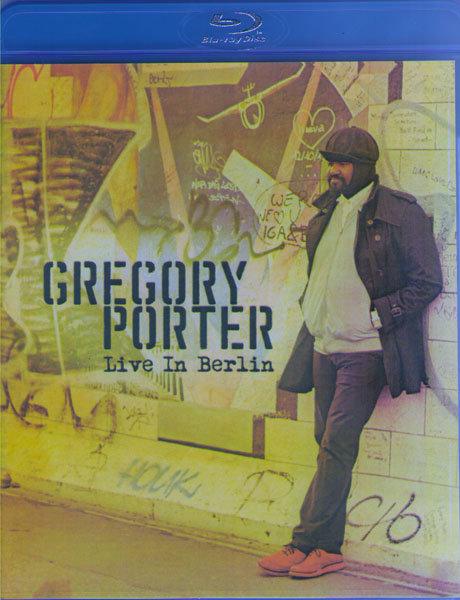Gregory Porter Live in Berlin (Blu-ray)* на Blu-ray