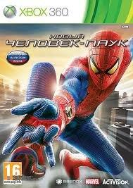 Новый Человек паук The amazing spider man (Xbox 360)
