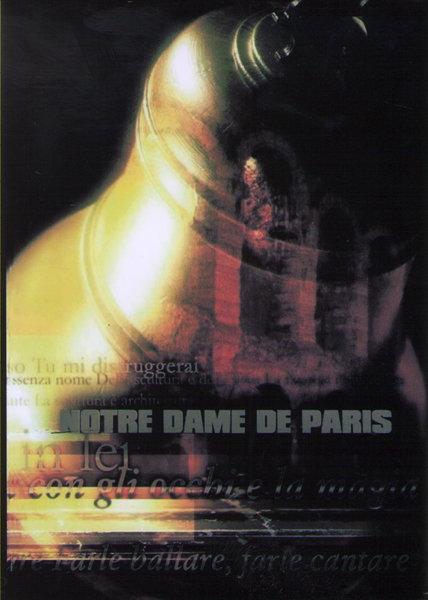 Notre Dame de Paris на DVD