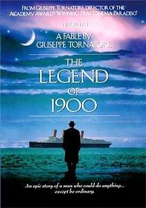 Легенда о пианисте на DVD