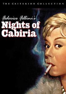 Ночи кабирии (Без полиграфии!) на DVD