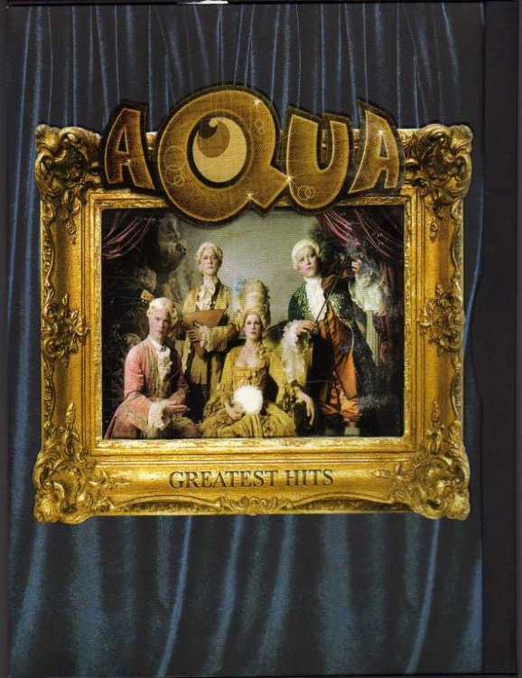 Aqua Greatest Hits (Revisitors Live & Clip Collection) на DVD