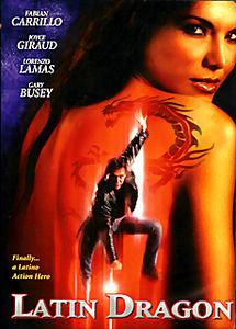 Американский дракон на DVD