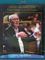 Ennio Morricone Peace Notes Live in Venice (Blu-ray)*