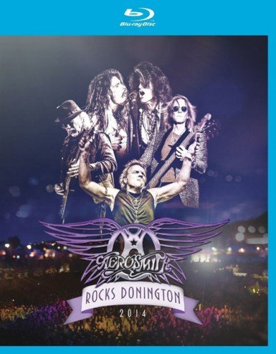 Aerosmith Rocks Donington (Blu-ray)*