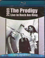 The Prodigy Live At Rock Am Ring (Blu-ray)