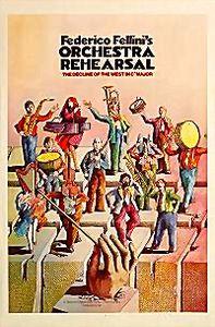 Репетиция оркестра  на DVD